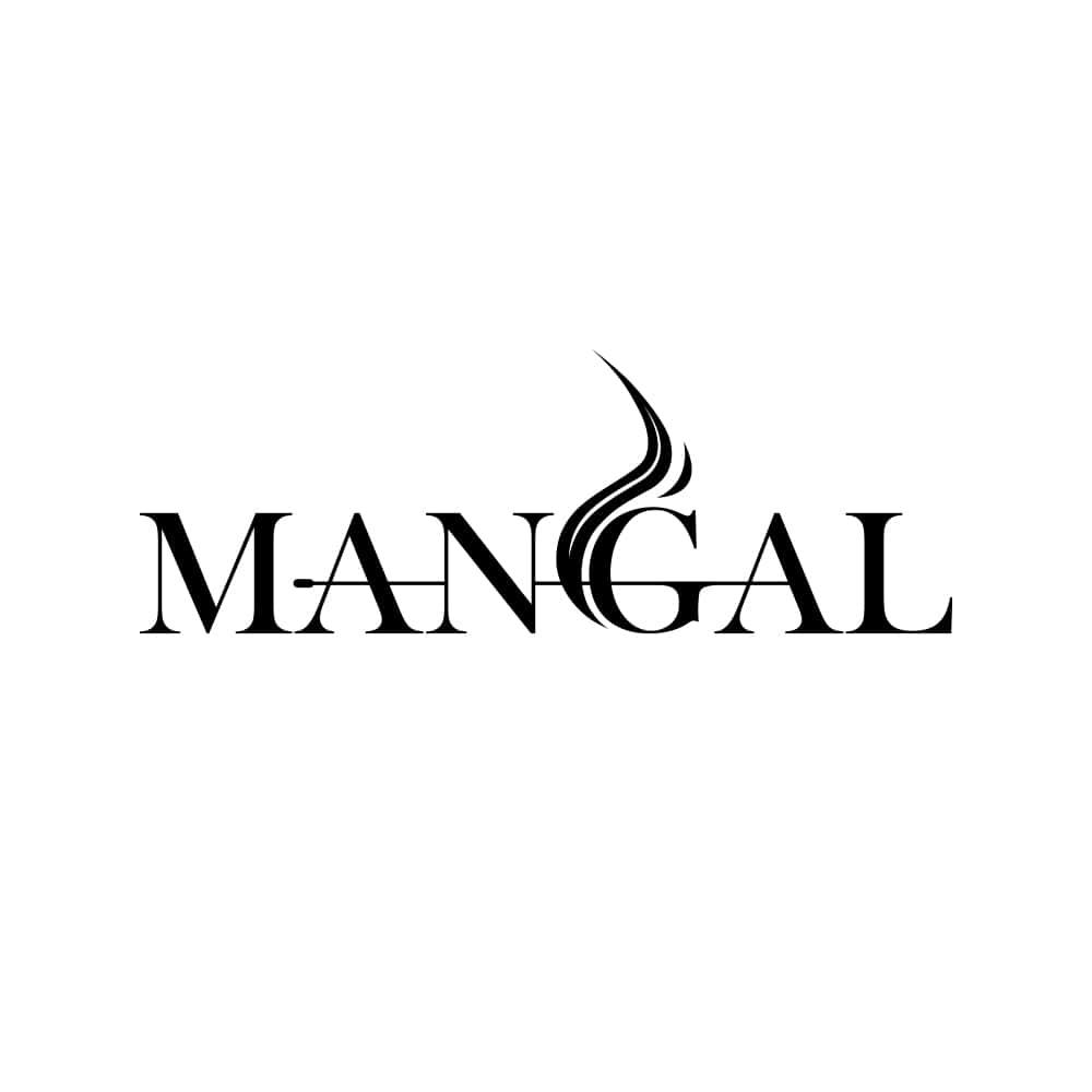 Mangal turkiškas restoranas logotipas